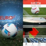 Euro 2016 : Championnat d'Europe de football, l'app indispensable