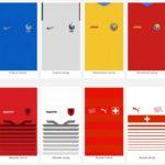 Euro 2016 : les fonds d'écran iPhone de toutes les équipes