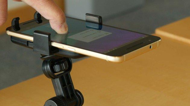 ForcePhone : un logiciel qui imite le 3D Touch de l'iPhone 6S