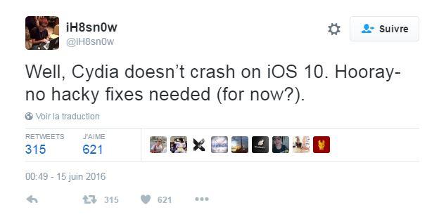 Jailbreak-iOS-10-Cydia-Twitter