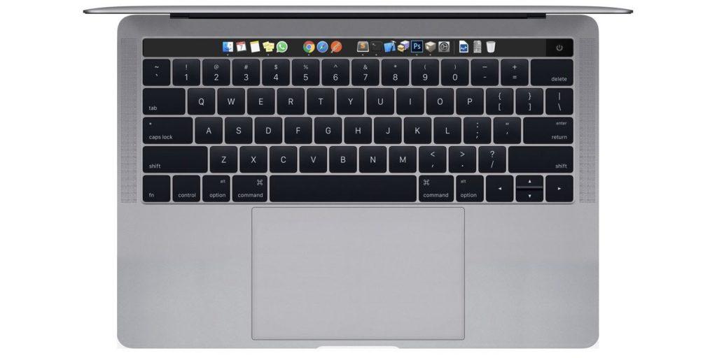 Macbook-pro-2016-barre-OLED-concept-siri