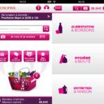 Monoprix Courses : les courses faciles sur iPhone & iPad (+ Code Promo)