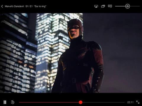 Netflix iPad - Netflix supporte maintenant le mode Picture in Picture sur iPad