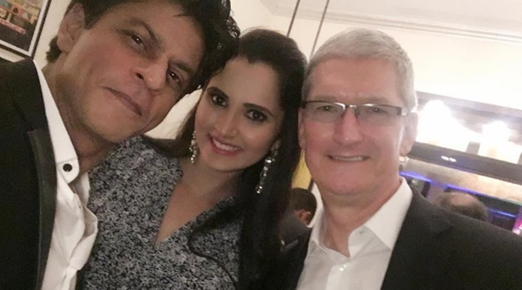 Shahrukh-Khan-tim-cook