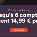 Spotify : un plan famille à 14,99€/mois pour contrer Apple Music