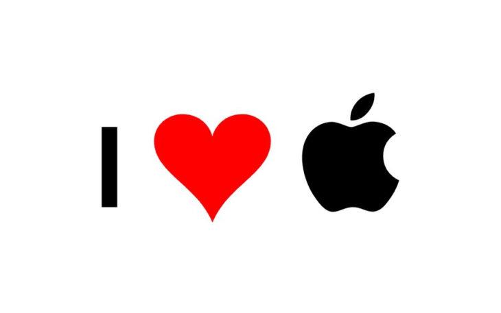 """Apple : 2ème marque la plus """"aimée"""" sur Internet en 2016"""