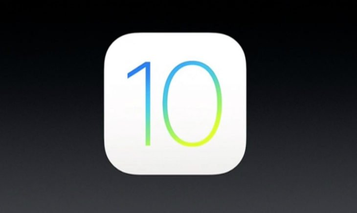 iOS 10 bêta 6 disponible sur iPhone, iPad et iPod Touch