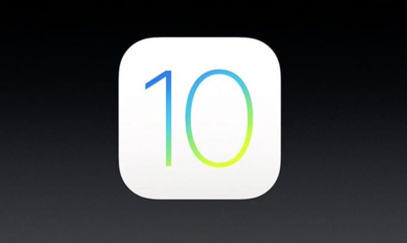 iOS 10 Logo - iOS 10 : un bug entraîne le blocage de certains appareils