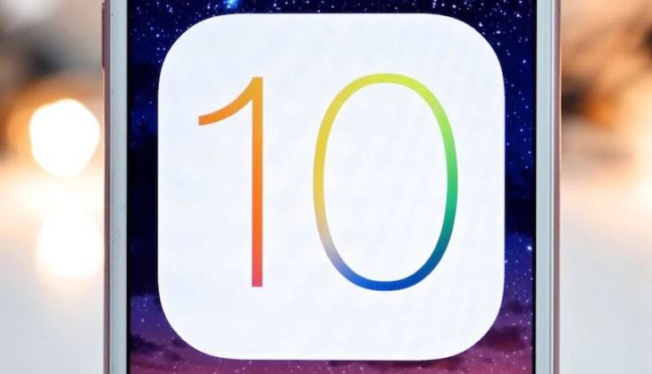 iOS 10 : les iPhone, iPad & iPod Touch compatibles