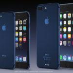 iPhone 7 & 7 Plus : un premier concept du modèle Bleu Foncé