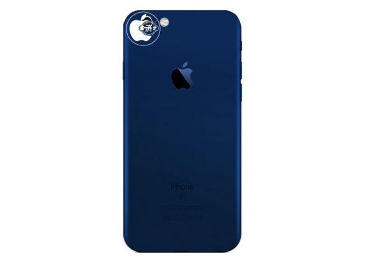 iphone 7 un coloris bleu fonc la place du gris sid ral. Black Bedroom Furniture Sets. Home Design Ideas