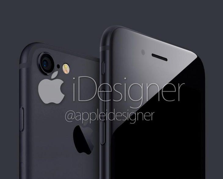 iPhone 7 : vidéo en 4K à 60 IPS et modèle Noir Mat ?