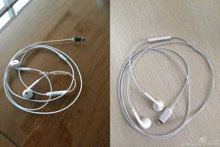 iphone 7 earpods lightning photos - iPhone 7 : des écouteurs EarPods avec prise Lightning (photos) ?