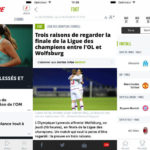 Euro 2016 : L'Équipe se modernise et s'enrichit sur iPhone