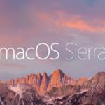 Mac : macOS Sierra bêta 7 disponible (développeurs & publique)