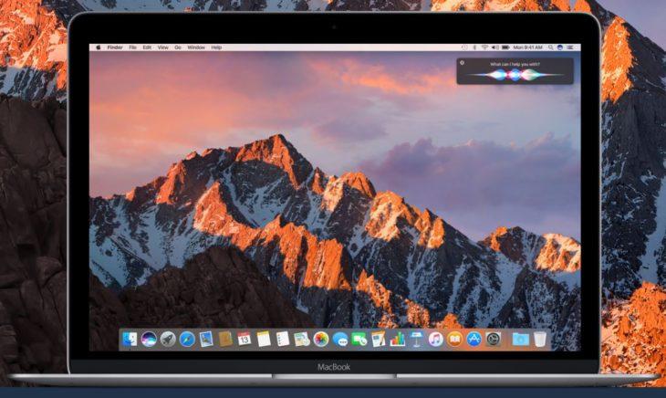 Keynote WWDC 2016 : après OS X, macOS Sierra