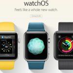 watchOS 3 : une fonction pour localiser son Apple Watch perdue
