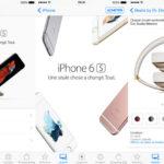 L'application Apple Store pourrait bientôt changer de design