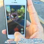 Pokémon GO : la Gendarmerie Nationale prévient les dresseurs