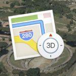 FlyOver : Apple ajoute des dizaines de nouvelles villes en 3D à Plans