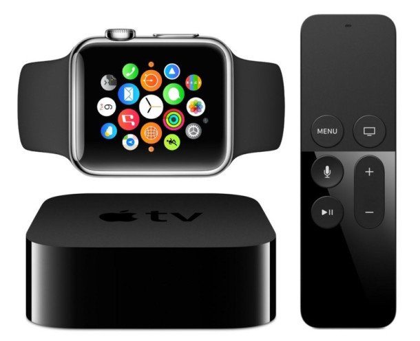 apple watch apple tv - Apple TV & Apple Watch : tvOS 10.1 et watchOS 3.1.1 disponibles