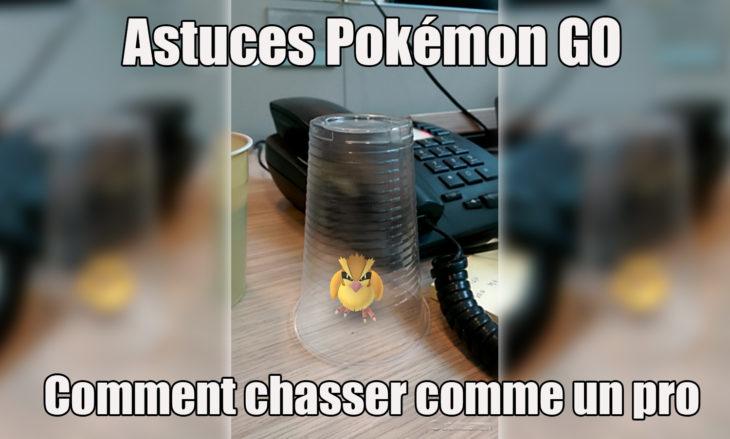 Pokémon GO : 10 astuces pour attraper tous les Pokémons