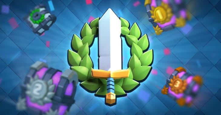 Clash Royale : tournois, nouvelles cartes & arène, équilibrage, …