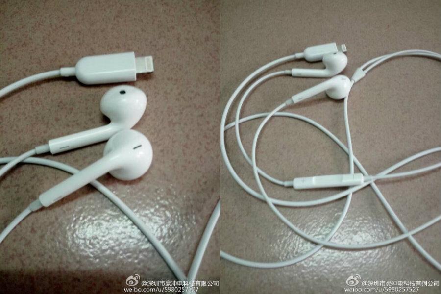 ecouteurs lightning iphone 7 nowhereelse 2 - iPhone 7 : 7 nouveaux clichés des écouteurs EarPods Lightning