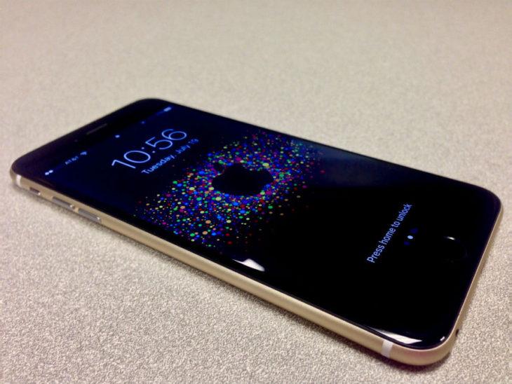 Customisation : un superbe iPhone 6 Plus noir et or