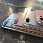 iPhone 7 : photo du double capteur (Plus), comparaison avec l'iPhone 6S