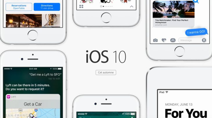 Apple.com : les pages macOS Sierra & iOS 10 maintenant en français