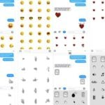 Messages sur iOS 10 : Apple propose 4 packs d'autocollants