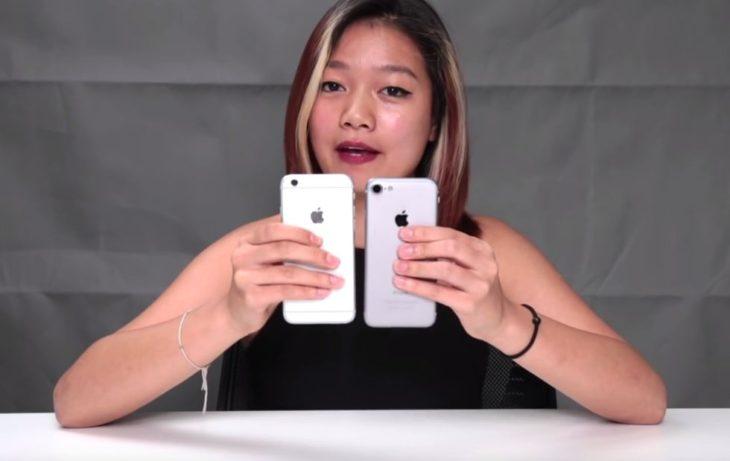 iPhone 7 : une seconde vidéo de comparaison avec l'iPhone 6s