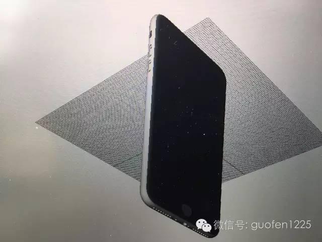 iphone 7 schema wechat 3 - iPhone 7 : de nouveaux schémas en 3D publiés sur WeChat