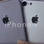 iPhone 7 : une courte vidéo dévoile son design et ses 2 haut-parleurs