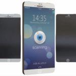 iPhone : un scanner d'iris sur les smartphones Apple dès 2018 ?