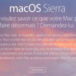 macOS Sierra bêta 4 disponible pour les développeurs
