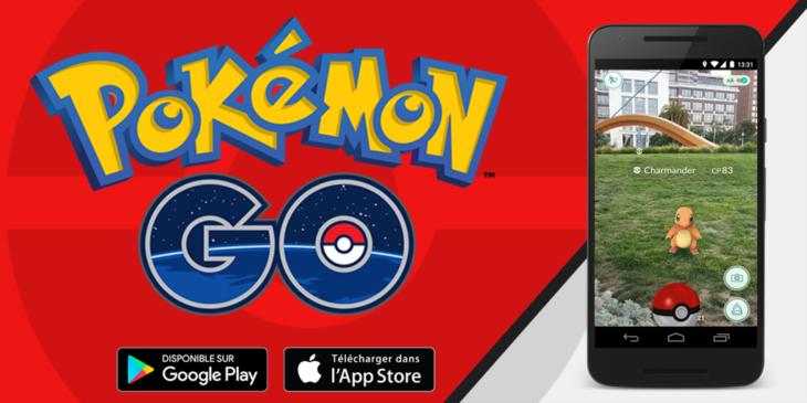 App Store France : Pokémon GO disponible sur iPhone, iPad, iPod Touch