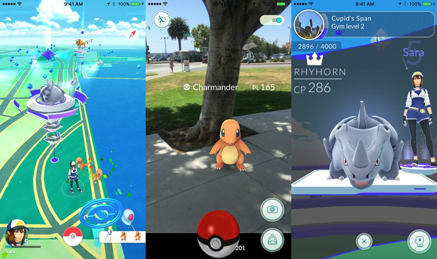 pokemon go iphone - Tutoriel : jouer à Pokémon GO sur iPhone / iPad en France