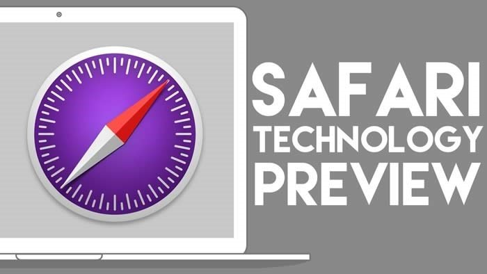Safari Technology Preview : Apple relâche la 17e version
