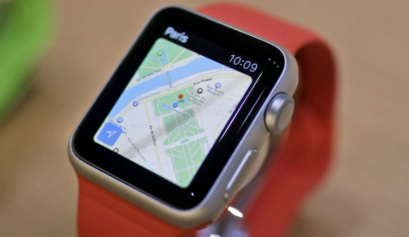 Apple Watch GPS Plans - Apple Watch 2 : le GPS se confirme, mais pas la puce cellulaire