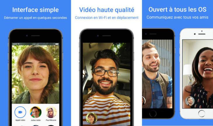 Google Duo : les appels vidéos simplifiés arrivent en France