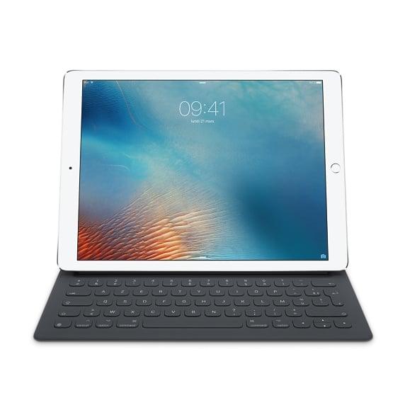 iPad Pro : le clavier Smart Keyboard AZERTY enfin disponible