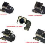 iPhone 7 : photo du capteur photo avec stabilisateur optique ?