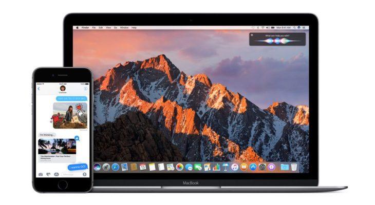 iOS 10 & macOS Sierra : Apple lance la troisième bêta publique