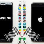 iPhone 6S vs Galaxy Note 7 : quel est le plus rapide ?