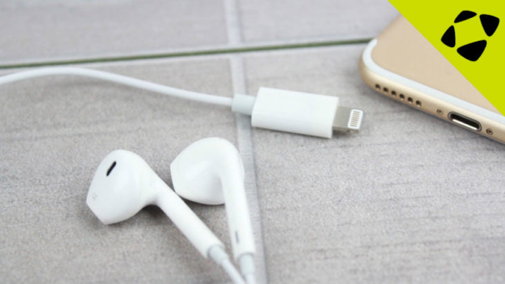 iPhone 7 : les EarPods Lightning teasés par un accessoiriste