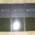 iPhone 7 : une première photo de la puce A10