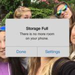 Google se moque du stockage des iPhone dans une pub pour «Photos»