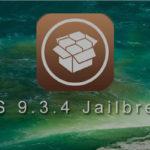 Rumeur : un jailbreak iOS 9.3.4 sur iPhone 6 ?